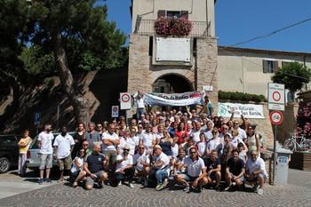 3° Raduno Mari e Monti in 500 a Pesaro