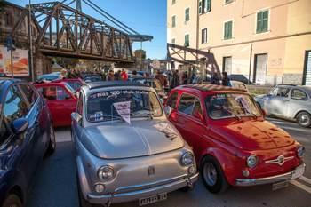 Le 500 del Club per il Ponte Morandi