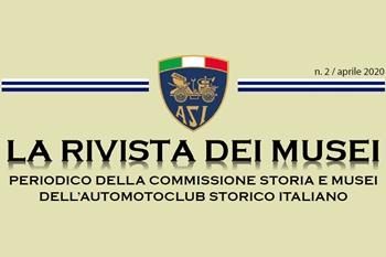 """""""La Rivista dei Musei"""" n° 2/2020"""