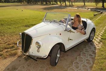 Roberta Bonanno - Anteprima del video... con le 500 del Club!