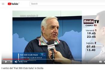 Anteprima su OndaTV: i vertici del Club in Sicilia