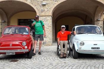 Trieste, Norvegia, Praga, Vienna: un lungo viaggio per giungere a Garlenda