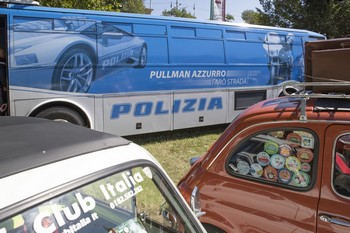 Sicurezza Stradale al Meeting di Garlenda