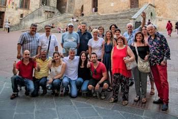 All'ombra delle Torri a San Gimignano