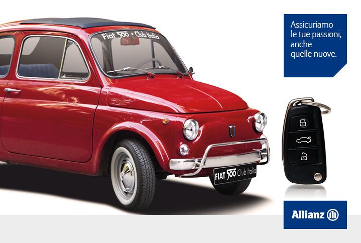 Vantaggi per i soci con Allianz, non solo per le auto