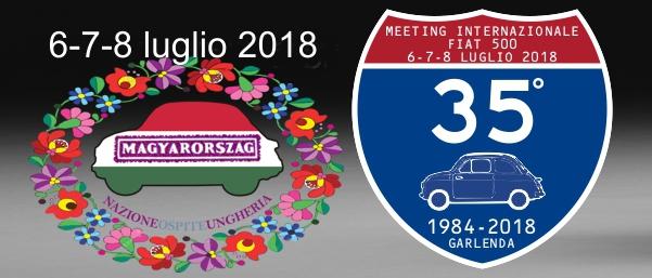 35° Meeting Internazionale Fiat 500