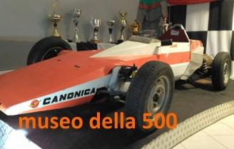 """Museo della 500 """"Dante Giacosa"""""""