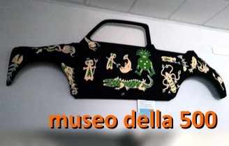 "Museum of the Fiat 500 ""Dante Giacosa"""