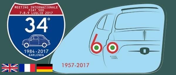 34th International  Meeting Fiat 500