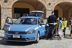 Settimana dell'educazione stradale - premio Crescere Sicuri a Moreno Morello
