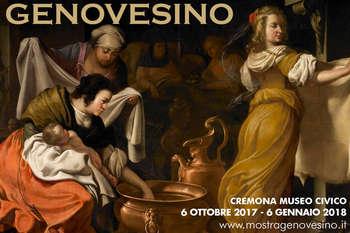 """Convezione per i soci - Mostra """"Il Genovesino"""" a Cremona"""