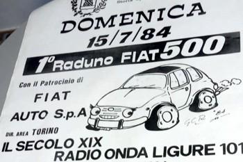 """Un cimelio storico al Museo della 500 """"Dante Giacosa"""""""