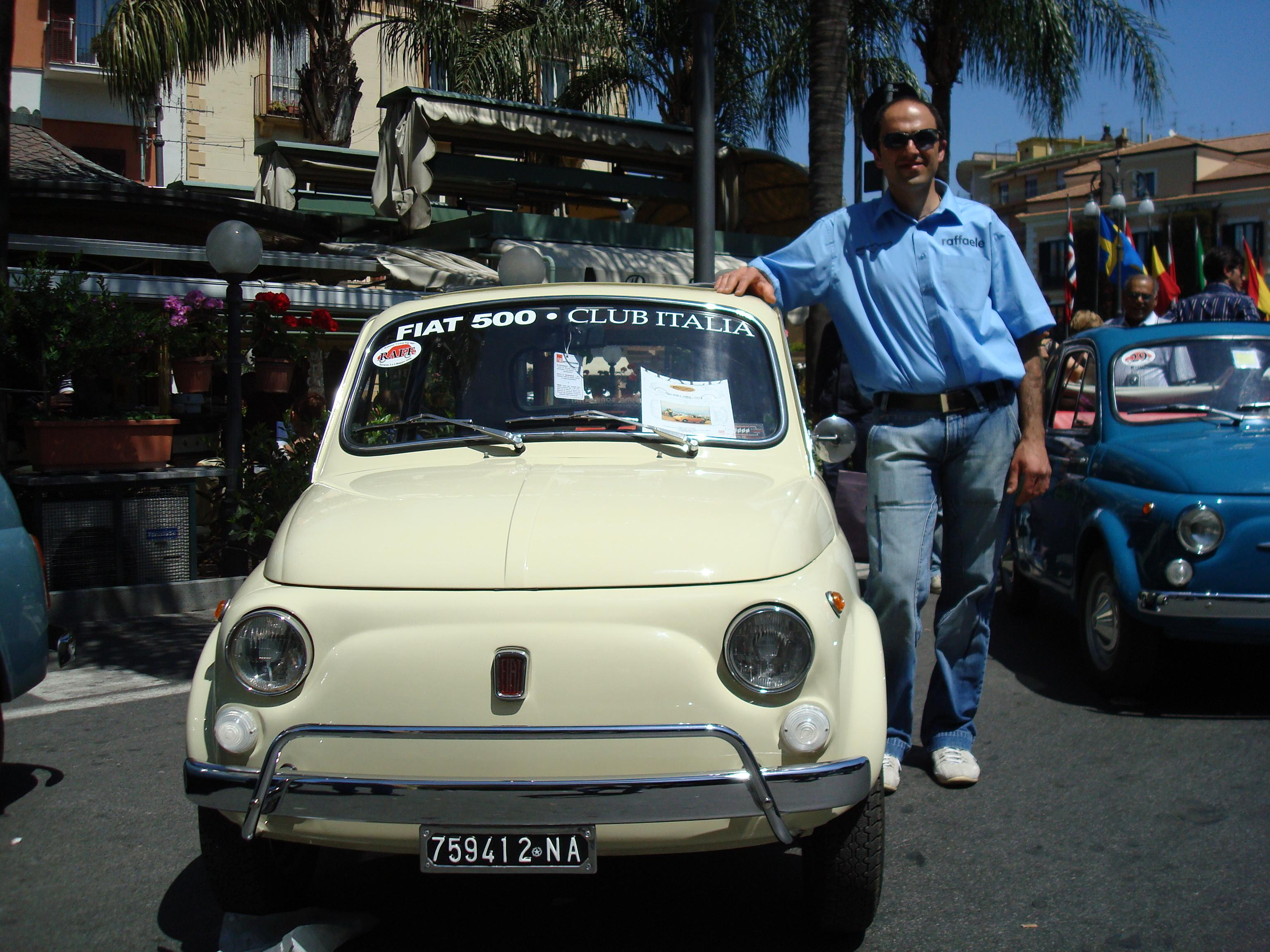 1° Meeting ''I Love FIAT 500''