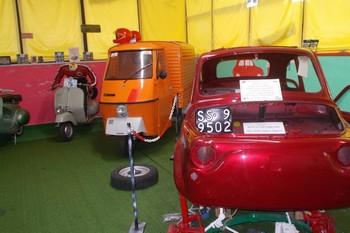 Piccoli Grandi Motori, il Museo a Tempio Pausania vi aspetta