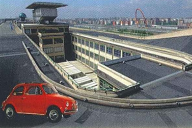 """3° Meeting Internazionale Città di Torino - """"La 500 sulla pista del Lingotto"""""""