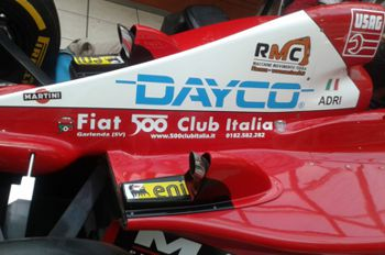 Formula 1 al centro commerciale