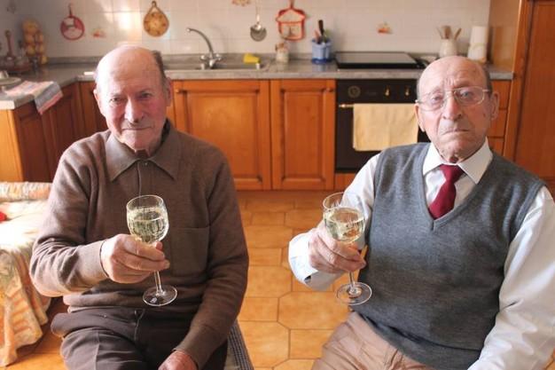 I gemelli Tozzi su La Vita in Diretta