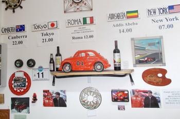 Piccoli Grandi Motori - museo in allestimento a Tempio Pausania