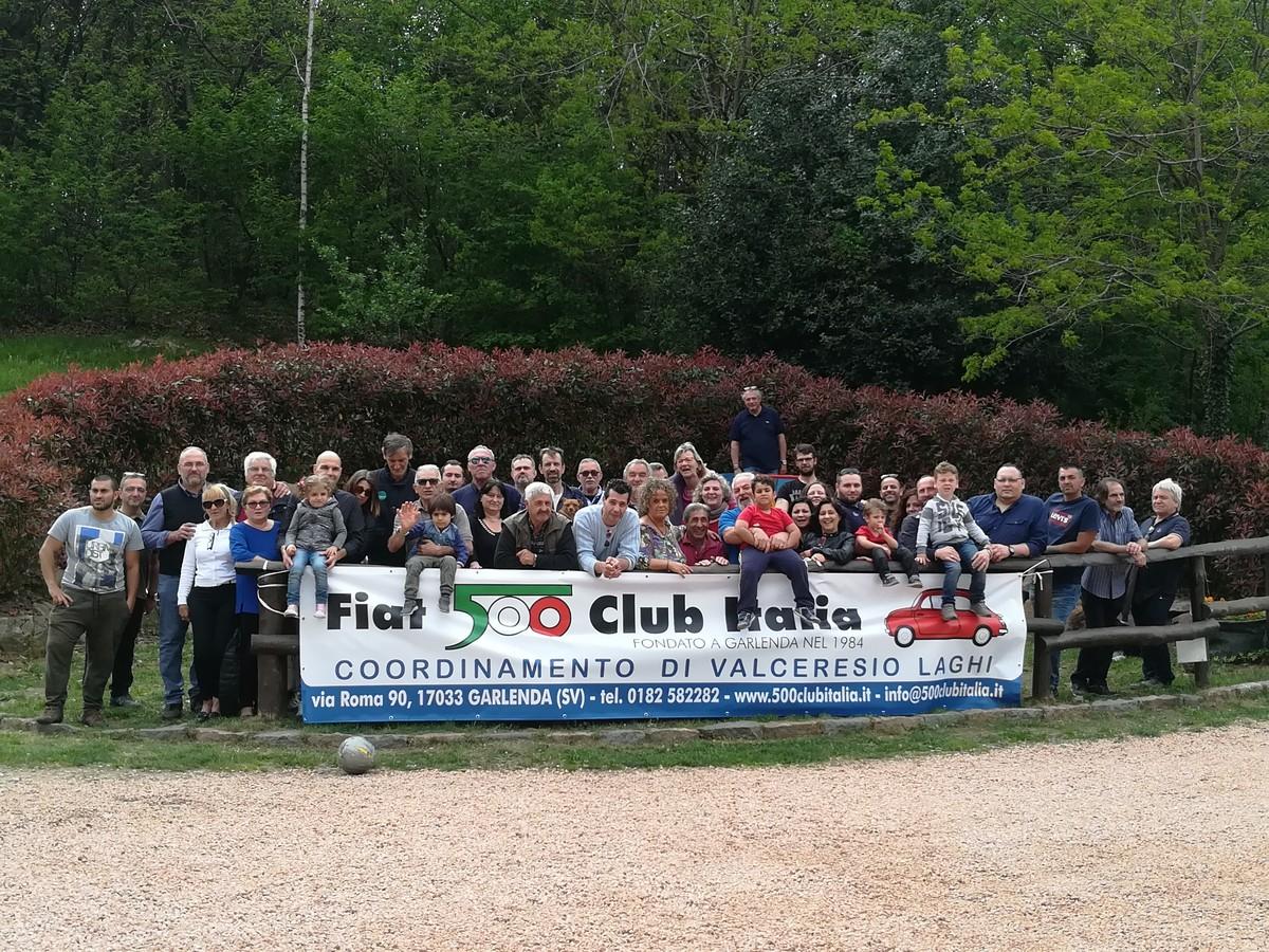 4^ gita di Primavera per il coordinamento di Valceresio Laghi