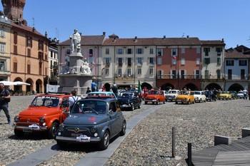 La 500 N'tla terra del Ris - Francis Lombarti a Vercelli