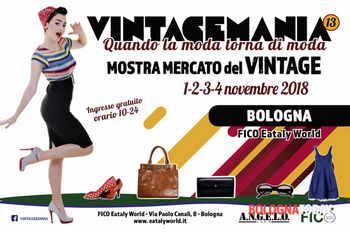 Vintagemania con le 500 al FICO Eataly World di Bologna