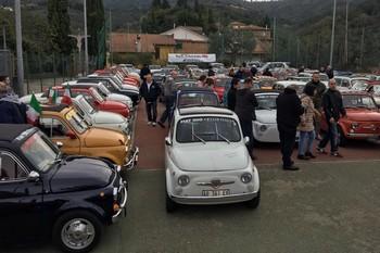 21° Raduno in 500 a Vitolini - Mermorial Santanna