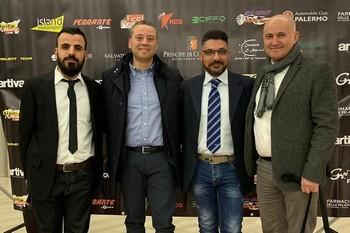 """Roberto Accurso premiato a """"Volanti d'Oro"""""""