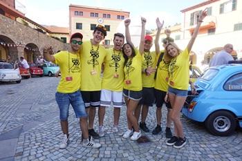 34 Meeting Fiat 500 - Garlenda: oltre 100 volontari