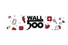 500 Social Wall