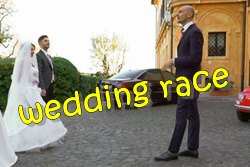Le 500 su Real Time - Wedding Race