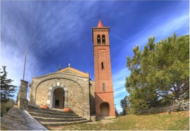 Excursion to the Belvedere of the Sanctuary Madonna della Guardia