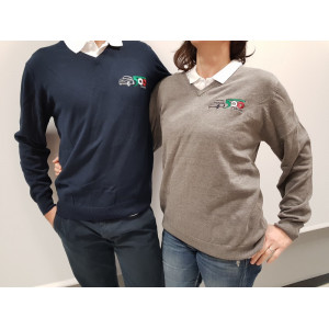 500 Club Italia Cotton Pullover