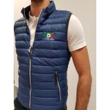 Piumino Smanicato 500 Club Italia