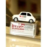 Modellino Fiat 500 Brumm Museo