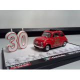 Modellino 30° del Fiat 500 Club Italia Ed.Limitata