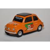 Modellino 500 Brumm 500 Club Italia