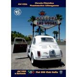 Cartolina XXXI Meeting Garlenda 43/14 con annullo postale dedicato e affrancatura