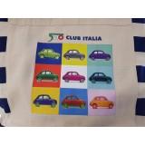 Borsa Mare 500 Club Italia Blu o Rossa