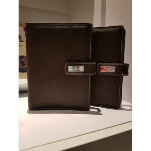 ORGANIZER IN ARTIFICIAL LEATHER