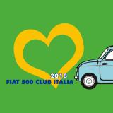 Rinnovo iscrizione Fiat 500 Club Italia anno 2018