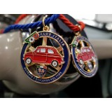 Ciondolo Car Badge
