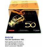 Modellino Brumm 500 Giardiniera