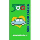 Telo Mare 500 Club Italia