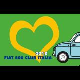 Nuova iscrizione Fiat 500 Club Italia anno 2018